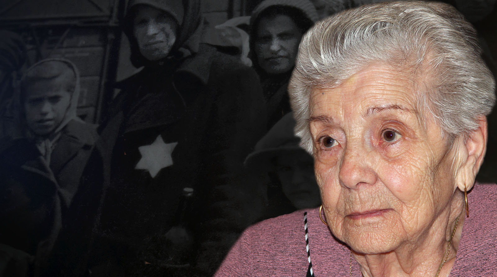 Nagyné Strasszer Etelka: Hetvenöt éve kísért Auschwitz emléke