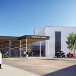 Megkezdik az új sürgősségi osztály építését a komáromi kórházban