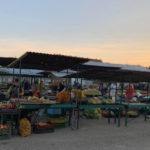 Bezárták a komáromi piacot