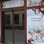 Új cukrászda nyílt Komáromban – Bella Mía