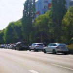 Hatalmas közlekedési dugó alakult ki a Vág-hídon
