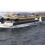 Jövő nyáron már vízre bocsájtják a komáromi hajógyárban készülő ALBERTINÁT