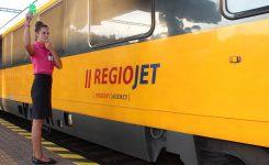 Mostantól korlátozások és késések a RegioJet járatain