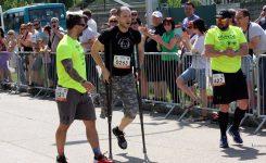 Pillanatképek a 44. Komárom-Komárno nemzetközi utcai futóversenyről