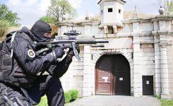Európa legnagyobb terror-elhárítási gyakorlata Komáromban - VIDEO