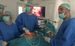 A komáromi sebészek az országban elsőként alkalmaztak egy új, innovatív műtéti eljárást