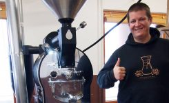 Már hetven országban ismert a komáromi kávépörkölő manufaktúra