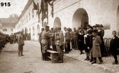 """88 egyedi kép """"Komárom katonai múltjáról"""" – Gráfel Lajos gyűjteménye"""